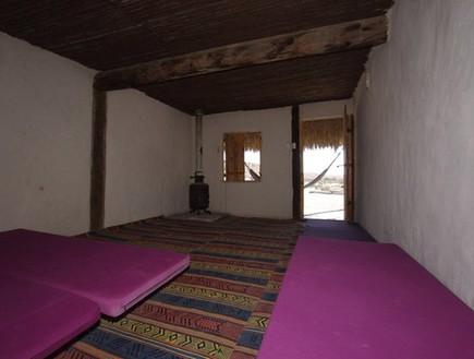 הפקה במדבר, לפני חדר שינה (צילום: אודי גורן)