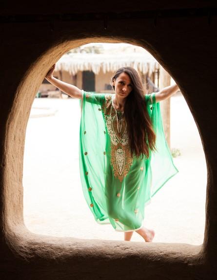 הפקה במדבר, פתח גובה (צילום: אודי גורן)