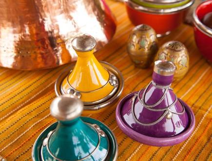 הפקה במדבר, שולחן חג 8 (צילום: אודי גורן)