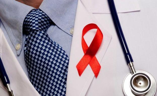 איידס, HIV, דוקטור, רופא (צילום: dra_schwartz, GettyImages IL)