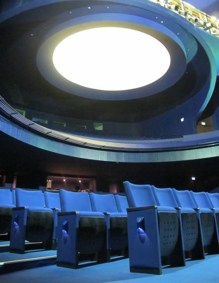 אולם התיאטרון הכי טוב- אולם רובינא הבימה