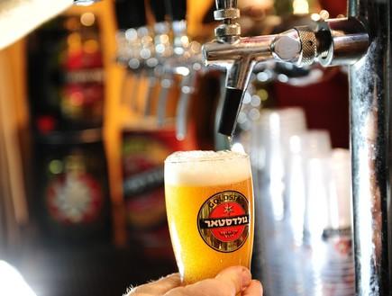הבירה הכי טובה - גולדסטאר מהחבית