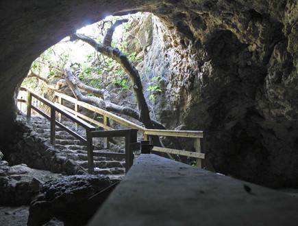 המערה הכי מרשימה - מערת התאומים