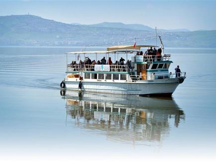 השיט הכי טוב - השיט מנמל עין גב צילום תיירות עין גב