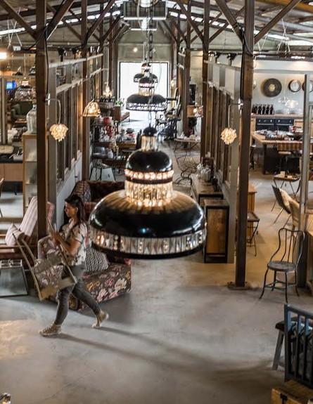 חנות העיצוב הכי יפה - האסם בקריית ענבים