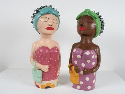 חנויות ייבוא, פאו ברזיל פסלים