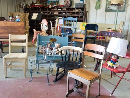 חנויות ייבוא, בק יארד כסאות