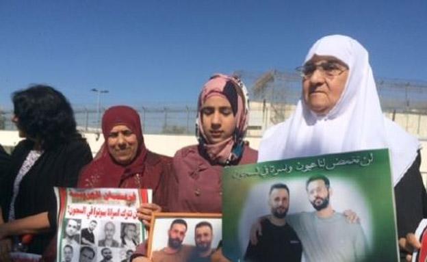 המפשחות קראו לאבו מאזן להתעקש (צילום: אתר אל ערב)