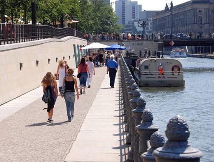 רחובות ברלין, קניות בברלין, קרדיט אימג'בנק טינקסטו (צילום: אימג'בנק / Thinkstock)