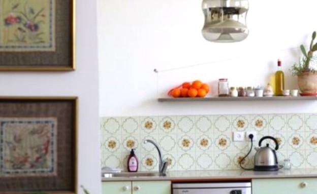 קופצות בית ביפו, מטבח קומקום (צילום: שי בן אפרים ודני אבשלום)