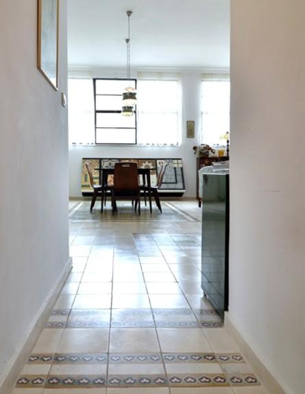 קופצות בית ביפו, מסדרון גובה (צילום: שי בן אפרים ודני אבשלום)