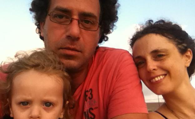 קופצות בית ביפו, משפחה (צילום: שי בן אפרים ודני אבשלום)