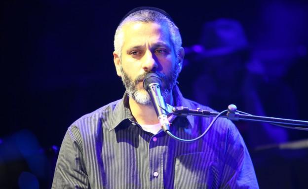אביתר בנאי, הופעה בנוקיה (צילום: ענבל צח)