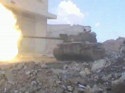 צפו בסיכום האירועים מסוריה (צילום: יוטיוב)