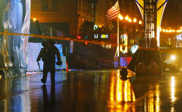 מטענים חשודים נמצאו במרתון בוסטון (צילום: רויטרס)