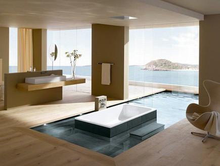 22-אמבטיות עם נוף, האמבטיה_ממשיכה_מבפנים_אל_המרפסת (צילום: www.kaldewei.us)
