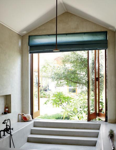 24-אמבטיות עם נוף,  מדרגות,www.sharyncairns.com.au (צילום: www.sharyncairns.com.au)