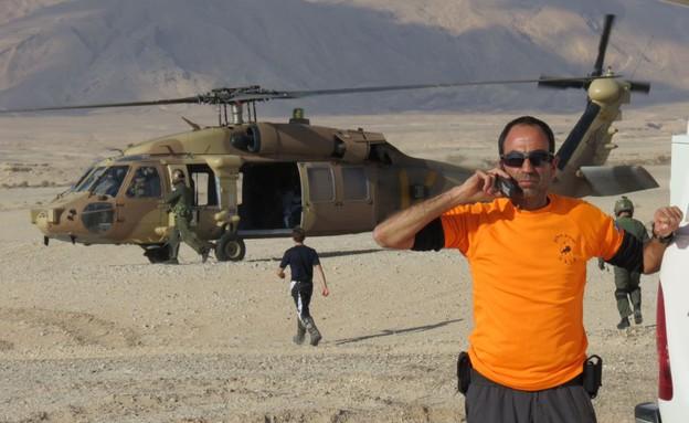 אלעד סקר (צילום: עמרם צוברי)