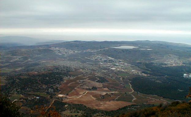 הר מירון, טיולי פסגות