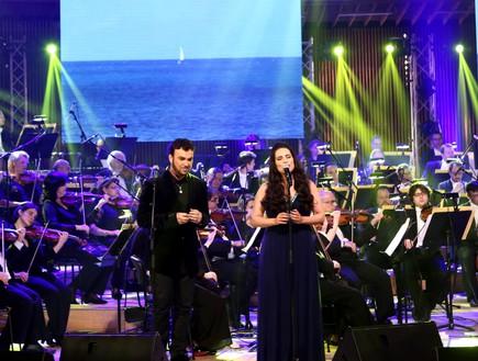 קונצרט עשור למותה של נעמי שמר
