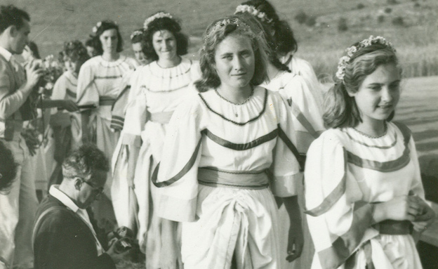כך חגגו את פסח במאה הקודמת (צילום: פיקיוויקי)