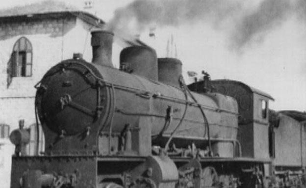 צפו במסע לרכבת העמק והשומרון (צילום: באדיבות מוזיאון הרכבת, רכבת ישראל)