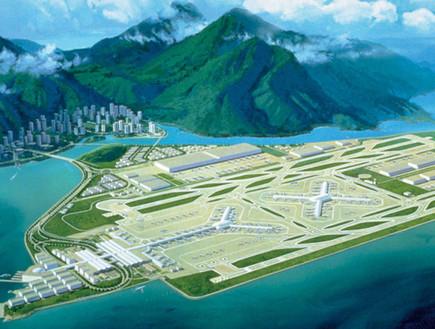 הונג קונג, איים מלאכותיים