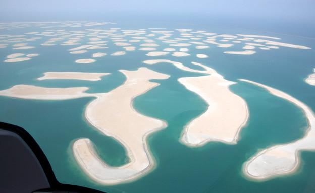 פרויקט העולם דובאי, איים מלאכותיים (צילום: אימג'בנק / Thinkstock)
