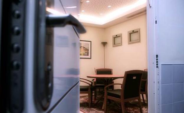 חדר ארבע (צילום: רונן מאיו, עובדה)