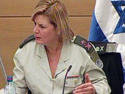 אלוף אורנה ברביבאי (צילום: חדשות 2)