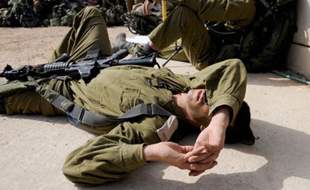 קצין אינו יכול למנוע מחייל טיפול רפואי. (צילום: רויטרס)