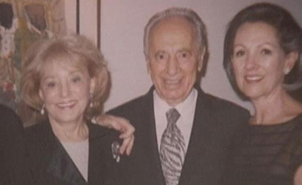ברברה וולטרס פורשת מהמסך בגיל 84