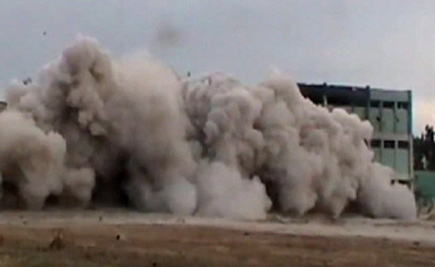 צפו בסיכום האירועים בסוריה (צילום: חדשות 2)