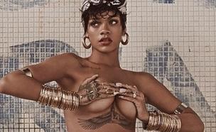 ריהאנה לווג (צילום: מתוך האינסטגרם של ריהאנה)