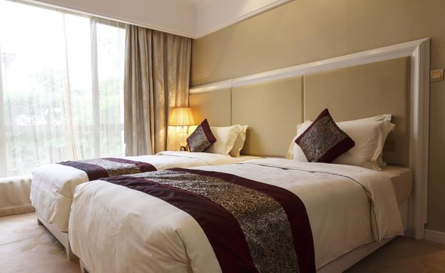 חדר במלון (צילום: אימג'בנק / Thinkstock)