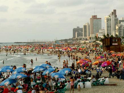 חוף בוגרשוב, לא ברשימת החופים הנקיים