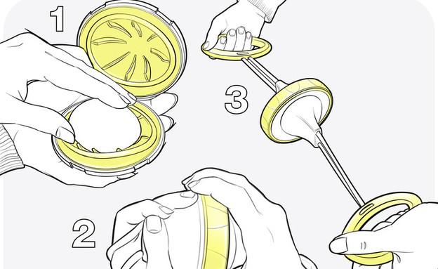 אווז הזהב (צילום: kickstarter.com)