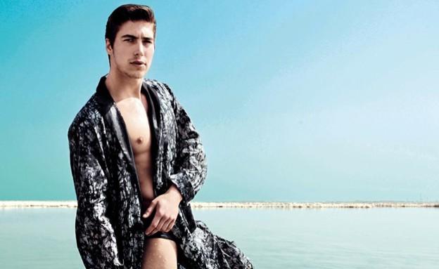 עומר דרור (צילום: מתוך המגזין )