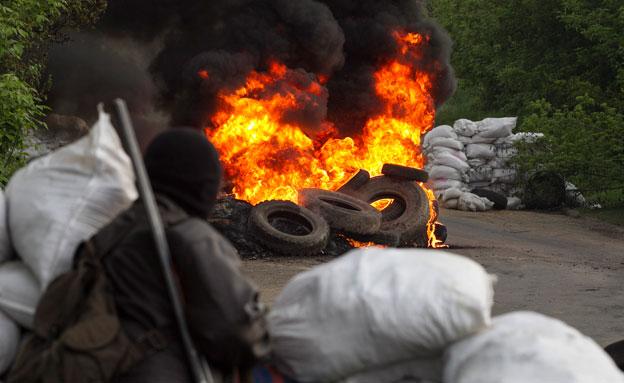 דיווח: שני חיילים נהרגו (צילום: רויטרס)
