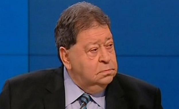 """הנשיאות בסכנה? ח""""כ בן אליעזר (צילום: חדשות 2)"""
