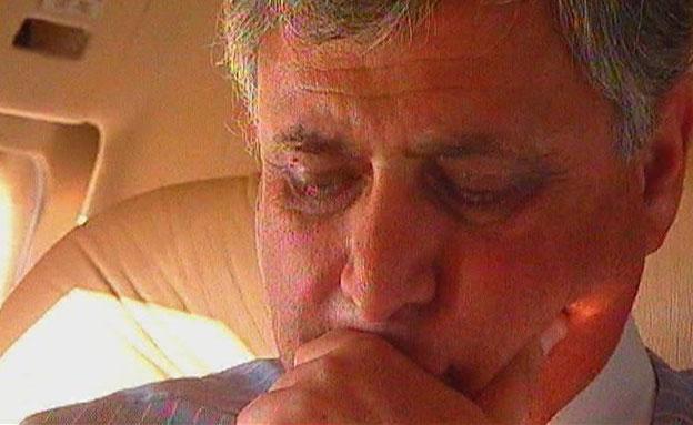 """""""לא נותר כלום"""". מוטי זיסר (צילום: חדשות 2)"""