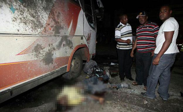 פיצוצים בקניה