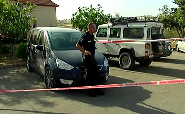 זירת האסון (צילום: חדשות 2)