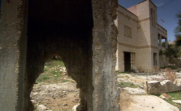 הבית בביר נבאללה (צילום: חדשות 2)