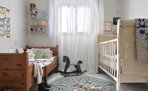 מעצבים עצמאות, מעיין אשכנזי חדר ילדים. (צילום: שי אדם)
