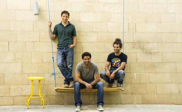 מעצבים עצמאות, סטודיו הו.בה, כסאות פאזה (צילום: סטודיו Hu.be)