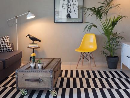 מעצבים עצמאות, שירי היימן ציפור בסלון