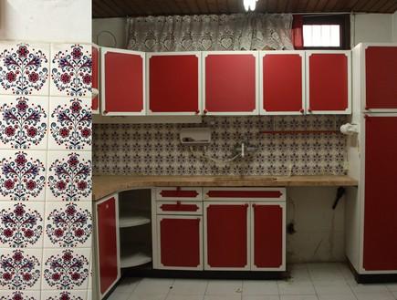 בתים ישראלים - מטבח עבר (צילום: מרב שדה)