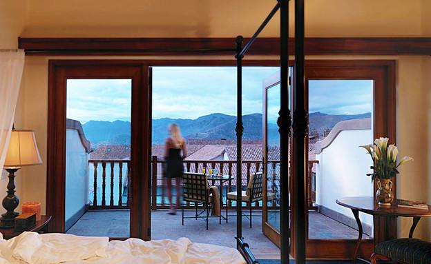 הכי בעולם 11, מלון בפרו חדר, צילום splendia.com (צילום: splendia.com)