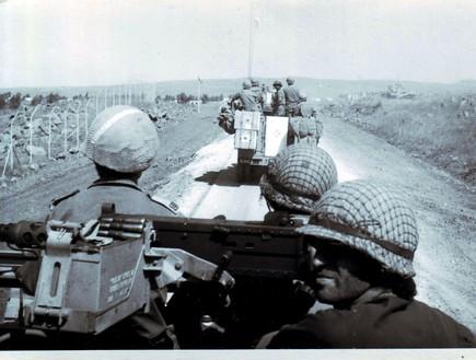 חטיבה 179 בציר ברמת הגולן במלחמת יום הכיפורים